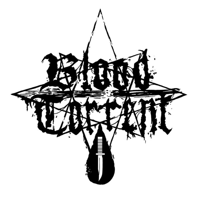 band logo blood torrent by moy-a illustration and graphic design